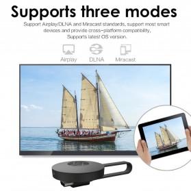 MiraScreen G2 WiFi Display Dongle Full HD 1080P - Black - 5