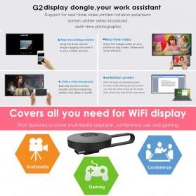 MiraScreen G2 WiFi Display Dongle Full HD 1080P - Black - 6