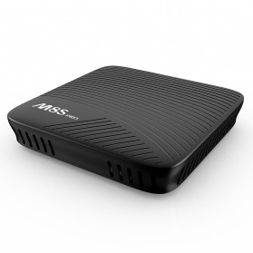 M8S Pro Smart TV Box 4K Android 7.1 Amlogic S912 2GB 16GB - Black - 4