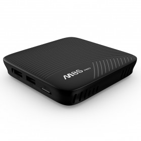 M8S Pro Smart TV Box 4K Android 7.1 Amlogic S912 2GB 16GB - Black - 6