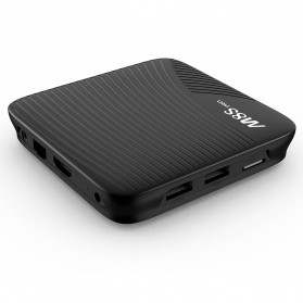 M8S Pro Smart TV Box 4K Android 7.1 Amlogic S912 2GB 16GB - Black - 7