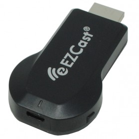 ezCast HDMI Dongle Wifi Display Receiver M2 Android 1080P Chipset AM8251 - Black