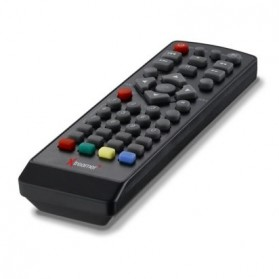 Remote for Xtreamer Set Top Box DVB-T2 BIEN - Black