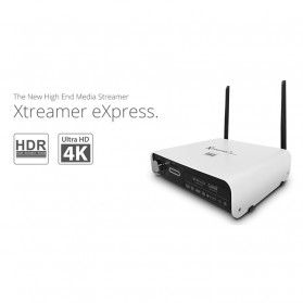 Xtreamer eXpress 4K HDR Media Player - White - 5