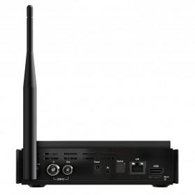 Xtreamer Sidewinder 4 Media Player + DVB-T2 - Black - 5