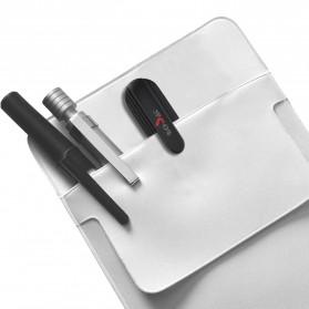 Richat Remote Laser Presenter Wireless Red Pointer 2.4Ghz - RS02 - Black - 6