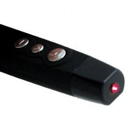 VZTEC USB Wireless Presenter Model - VZ2268 - Black - 5