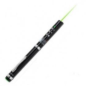 Infiniter Pocket size Laser presenter Slim style with 2.4G Nano USB - LR-16GR