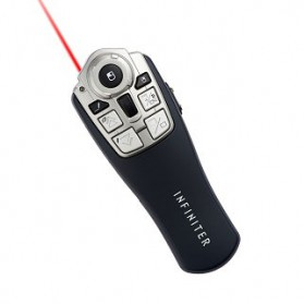 Infiniter Red Laser Presenter - LR-12R Pro