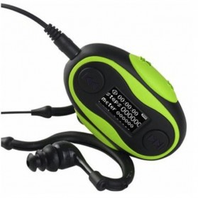 EGOMAN Waterproof MP3 Player 8GB - PD196 - Green