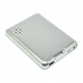 Pod MP4 Player 1.8 Inch LCD FM Radio - Silver - 2