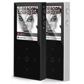 Benjie X1 MP3 Digital Audio Player LCD 8GB - Black