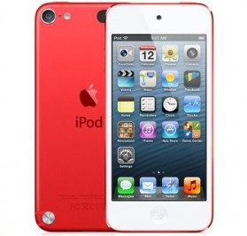 Apple iPod Touch 5th Generation (A1421) - 32GB - Red