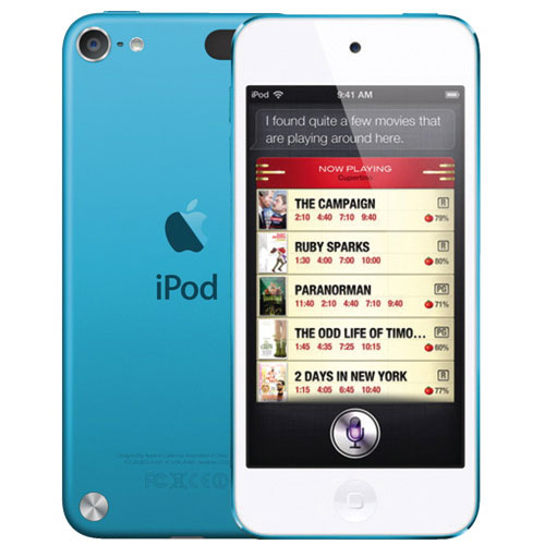 ... Apple iPod Touch 5th Generation (A1421) - 32GB - Blue - 1 ... c758536032