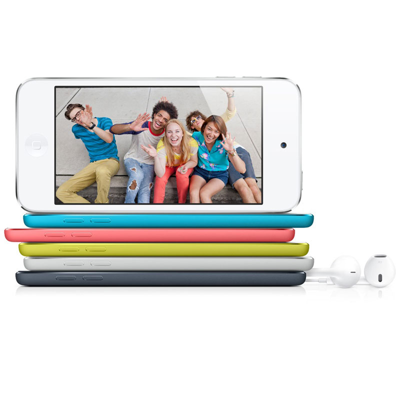 ... Apple iPod Touch 5th Generation (A1421) - 32GB - Blue - 3 ... 07a67db522
