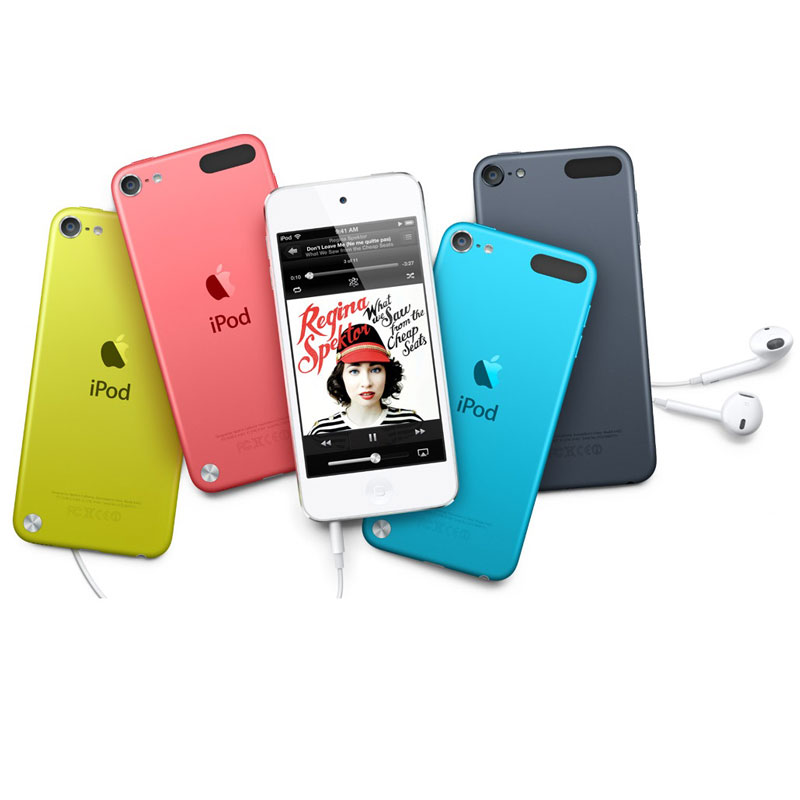 Apple iPod Touch 5th Generation (A1509) - 16GB - Black ...