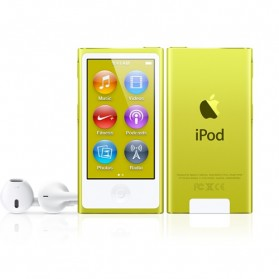 Apple iPod Nano (A1446)  - 16GB - Yellow