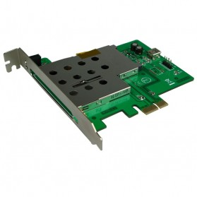 PCI Card / PCI Express - PCI Express to Express Card 54 PCI Card