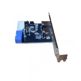 PCI Card / PCI Express - PCIE Card USB3.0 2 Port - ULS-U3P4N-22PH-2A