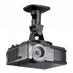 Suptek Bracket Proyektor 360 Derajat 13.6KG - PR01B - Black