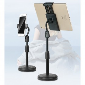 TaffSTUDIO Stand Holder Bracket Smartphone - H120-B - Black