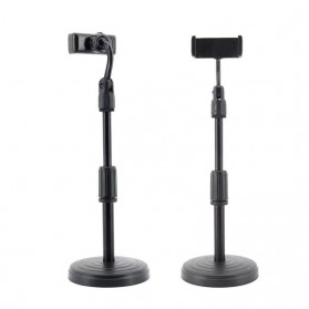 Stand Holder Bracket Smartphone - H120-B - Black - 2