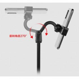 Stand Holder Bracket Smartphone - H120-B - Black - 6