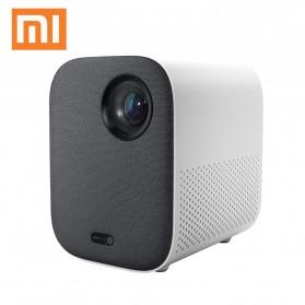 Xiaomi Mijia Mini Proyektor Portable DLP 500 Lumens 1080P - MJJGTYDS02FM - White