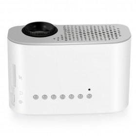 Mini Portable Projector LED 100 Lumens 480 x 320 Pixel  - GP802A - Black - 4