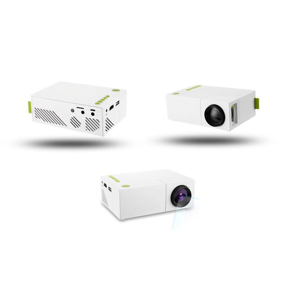 Proyektor Mini Lcd 1080p 600 Lumens Yg310 White Unic Led Projector Uc28 400 Portable Uc 28 Plus 5