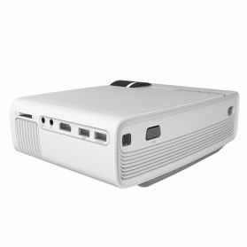 Proyektor Mini LCD 800 x 480 Pixel 1200 Lumens - YG400 - White - 5