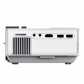 Proyektor Mini LCD 800 x 480 Pixel 1200 Lumens - YG400 - White - 6