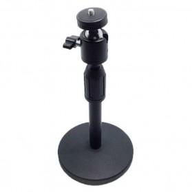 Stand Mini Proyektor Portable dengan Ball Head - H120 - Black - 4