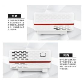 LED Proyektor dengan Ragam Interface 1080P - A313 - Black - 4