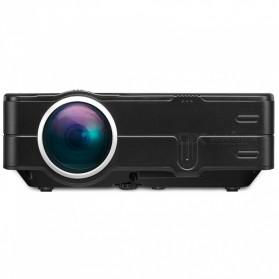 Mini Proyektor 480p 1500 Lumens - 812 - Black - 3
