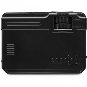 Mini Proyektor 480p 1500 Lumens - 812 - Black - 4