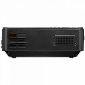 Mini Proyektor 480p 1500 Lumens - 812 - Black - 5