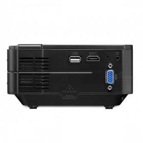 Mini Proyektor 480p 1500 Lumens - 812 - Black - 6