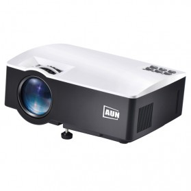 AUN AKEY1 Proyektor 1080P 1800 Lumens - White - 7