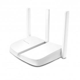 WiFi / Wireless Router / Access Point - Mercusys Wireless WiFi dan Router Range Extender Amplifier 300Mbps - MW305R - White