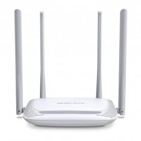 WiFi / Wireless Router / Access Point - Mercusys Enhanced Wireless WiFi dan Router Range Extender Amplifier 300Mbps - MW325R - White