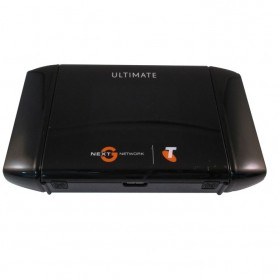 Sierra Wireless AirCard 753S Mobile Hotspot - 42 Mbps Dual Carrier HSPA+ - Black - 1