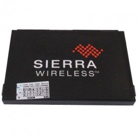Sierra Wireless AirCard 753S Mobile Hotspot - 42 Mbps Dual Carrier HSPA+ - Black - 4