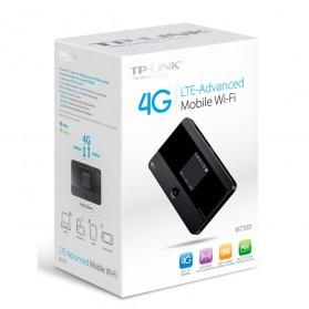 TP-LINK LTE-Advanced Mobile Wi-Fi - M7350 - Black - 9