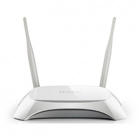 TP-LINK 300Mbps Wireless Router - TL-MR3420 - White