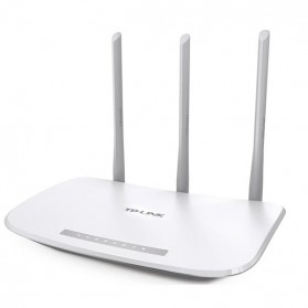 TP-LINK Wireless N Router 300Mbps - TL-WR845N - White - 2
