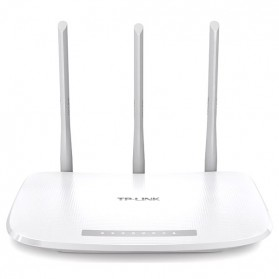 TP-LINK Wireless N Router 300Mbps - TL-WR845N - White - 3