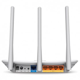 TP-LINK Wireless N Router 300Mbps - TL-WR845N - White - 4