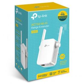 TP-LINK AC750 Wi-Fi Range Extender - RE205 - White - 4