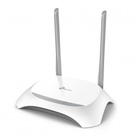 TP-LINK 300Mbps Wireless Router - EN020-F5 - White - 3